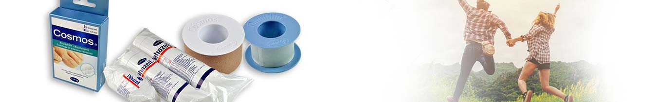 Náplasti a pásky
