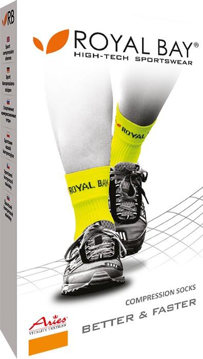 ROYAL BAY® Neon nízké sportovní ponožky LOW-CUT  33dd503cf1