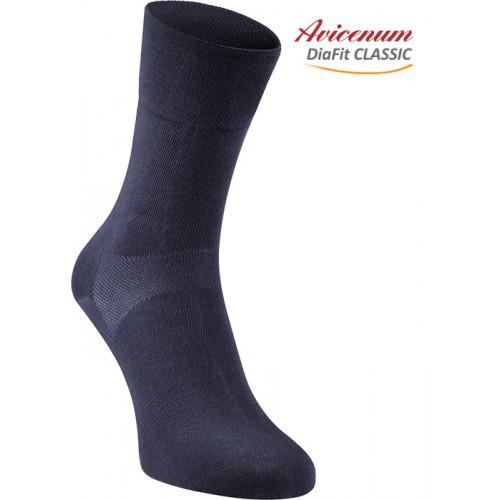 Avicenum DiaFit CLASSIC bavlněné ponožky pro diabetiky - A-D02C3PNN-P--0395090S A-D02C3PNN-P--0445090S A-D02C3PNN-P--0475090S