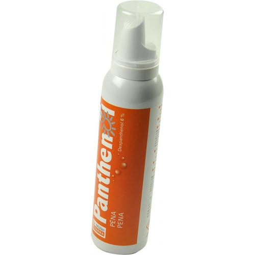 Panthenol pěna 6% 150 ml