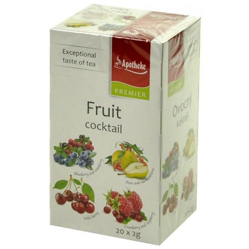 Apotheke čaj ovocný koktejl