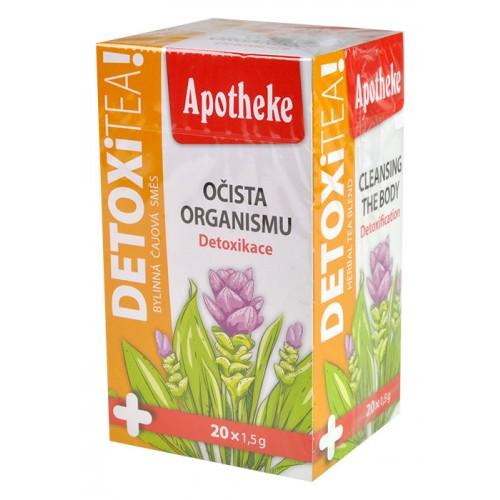 Apotheke čaj očista organismu