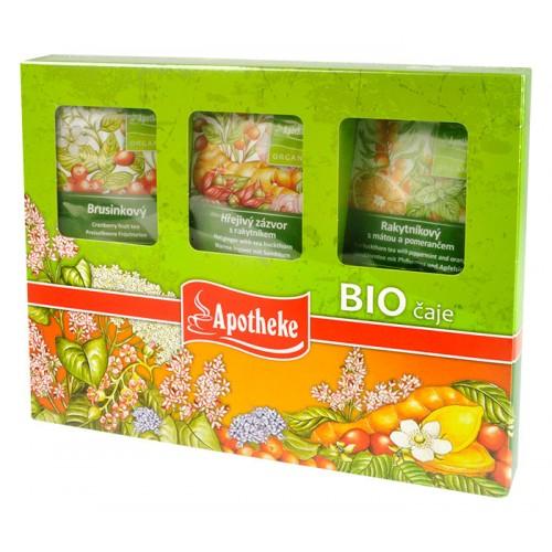 Apotheke kolekce bylinných čajů 30 ks