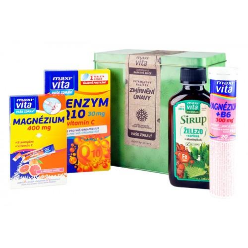 Vitamínový balíček ZMÍRNĚNÍ ÚNAVY