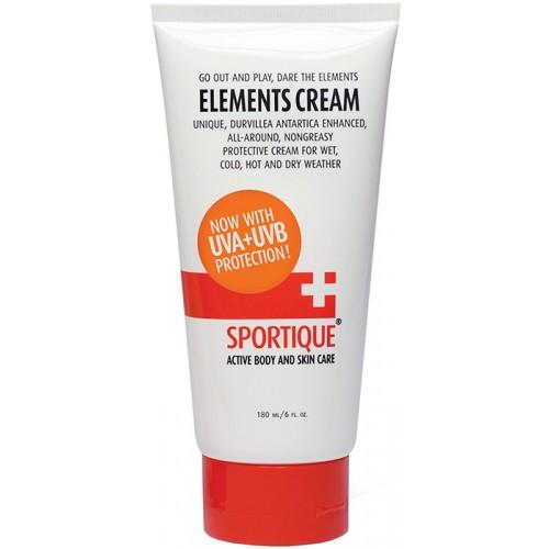 Sportique Elements Cream, outdoorový krém s UV ochranou