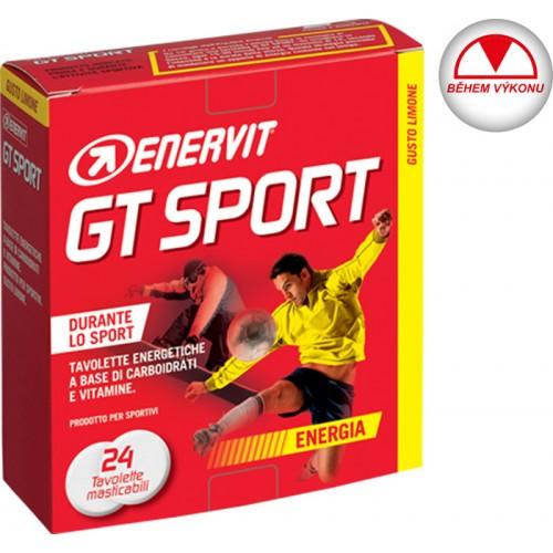 ENERVIT GT Sport 24 žvýkacích tablet