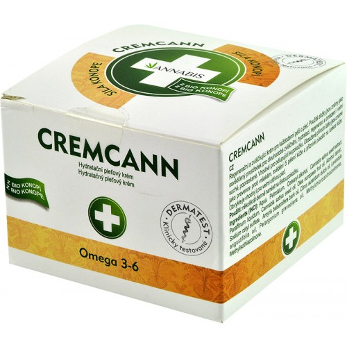 Cremcann, 50 ml