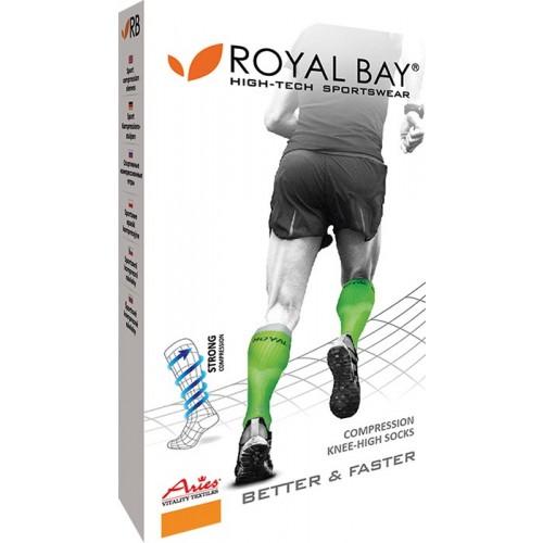 ROYAL BAY® Neon kompresní podkolenky  1a38adc41a