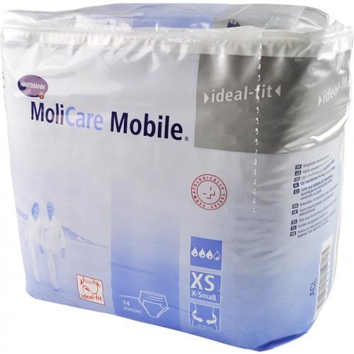 Natahovací kalhotky Molicare Mobile, 14 ks