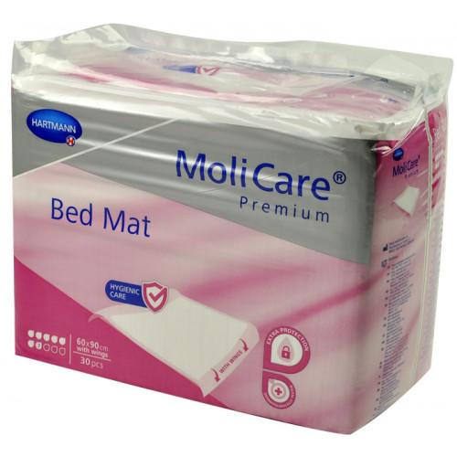 MoliCare Bed Mat podložky se záložkami 90x60 cm