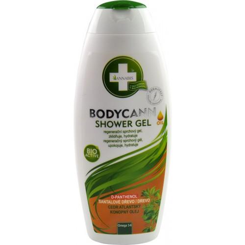 Bodycann shower gel, 250 ml