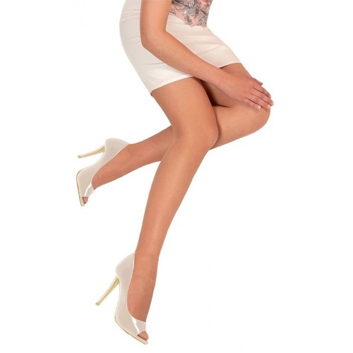 Avicenum FASHION 15 - pohodlné bokové punčochové kalhoty