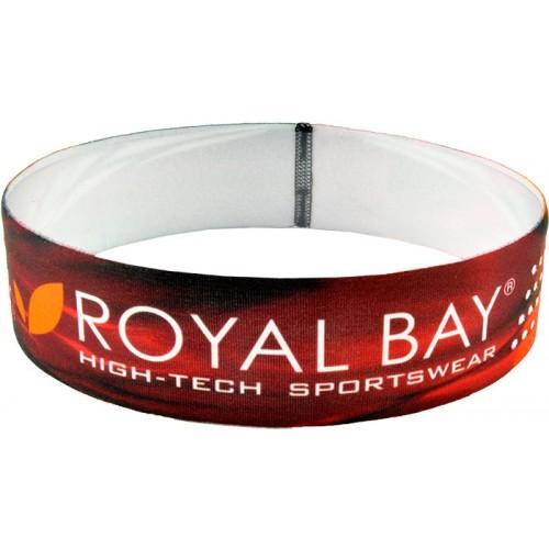 Sportovní čelenka ROYAL BAY® Headband Slim - R-RHBS4-------UNI3140-