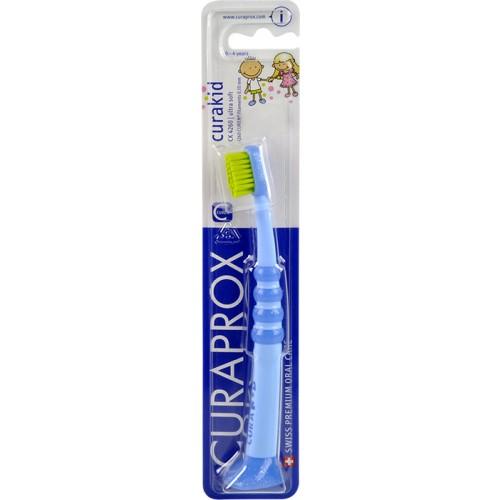 Dětský zubní kartáček Curakid - D-U0128