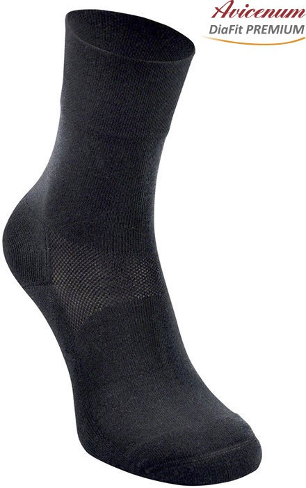 Avicenum DiaFit THERMO zateplené bavlněné ponožky pro diabetiky 1d0258202a