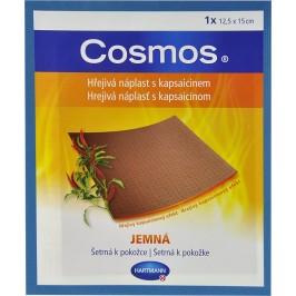 Cosmos hřejivá náplast s kapsaicinem jemná 1 ks