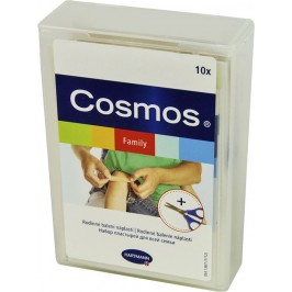 Cosmos rodinné balení náplastí