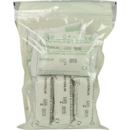 Doplňkový balíček do autolékárničky - D-M0005