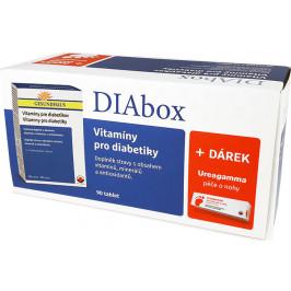Diabox vitamíny pro diabetiky + dárek Ureagamma