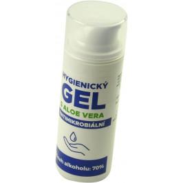 Hygienický gel s Aloe vera antimikrobiální