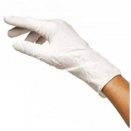 Vyšetřovací rukavice latexové pudrované