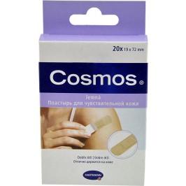 Náplast pro citlivou pokožku Cosmos, 20 ks