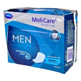 Vložky pro muže MoliCare Men 4 kapky