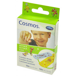Dětská hypoalergenní náplast Cosmos, 20 ks