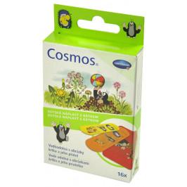 Dětská hypoalergenní náplast Cosmos, 16 ks