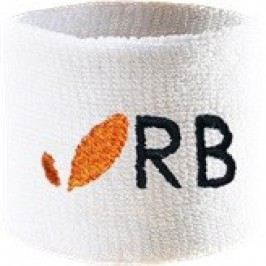 ROYAL BAY wristband white
