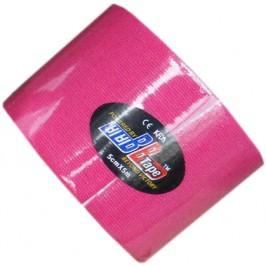 Tejpovací páska BB kinesio jednobarevná