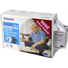 Digitální tonometr Tensoval comfort L + adaptér