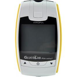 Glukometr GlucoLab sada