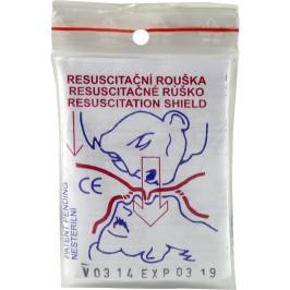 Rouška pro dýchání z plic do plic