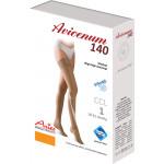 Stehenní punčochy Avicenum 140 STRONG, Sanitized, samodržící lem