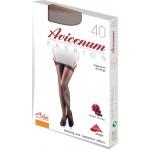 Avicenum FASHION 40 podpůrné samodržící punčochy s krajkou - obal