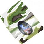 Tejpovací páska BB kinesio design - D-BBDE-PA-----5X5ARMY-