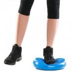Balanční disk s hroty - cvičení