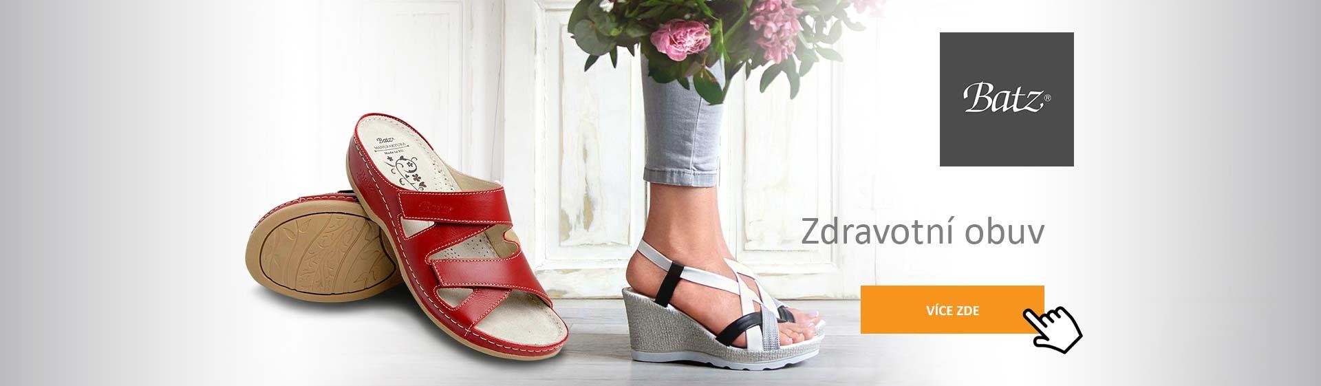 CZ Zdravotní obuv Batz