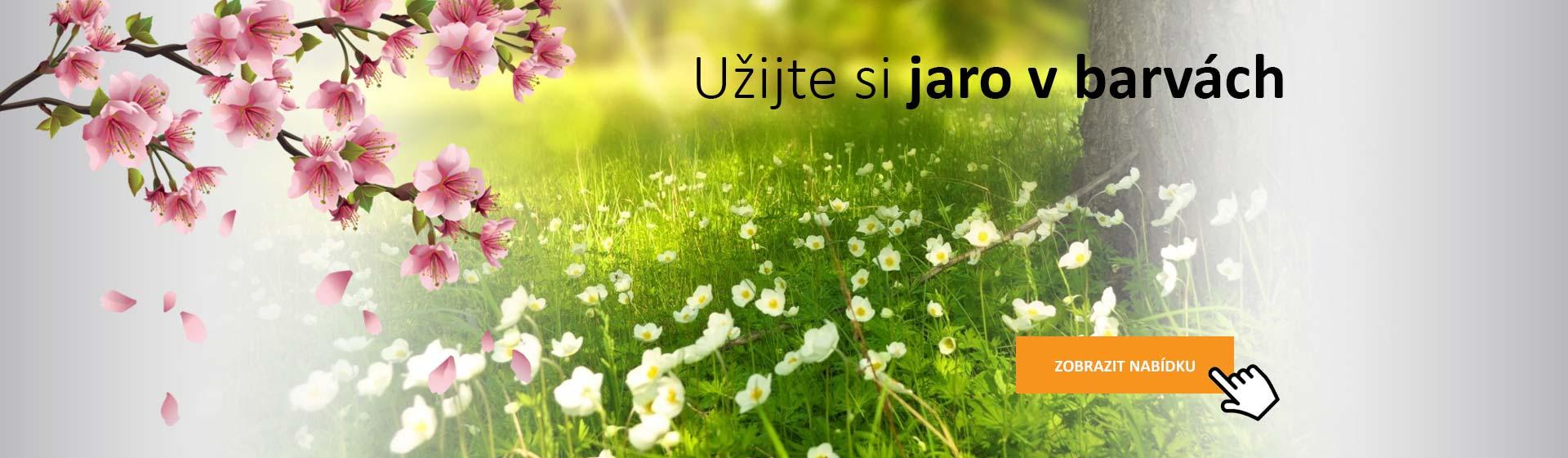 Užijte si jaro v barvách